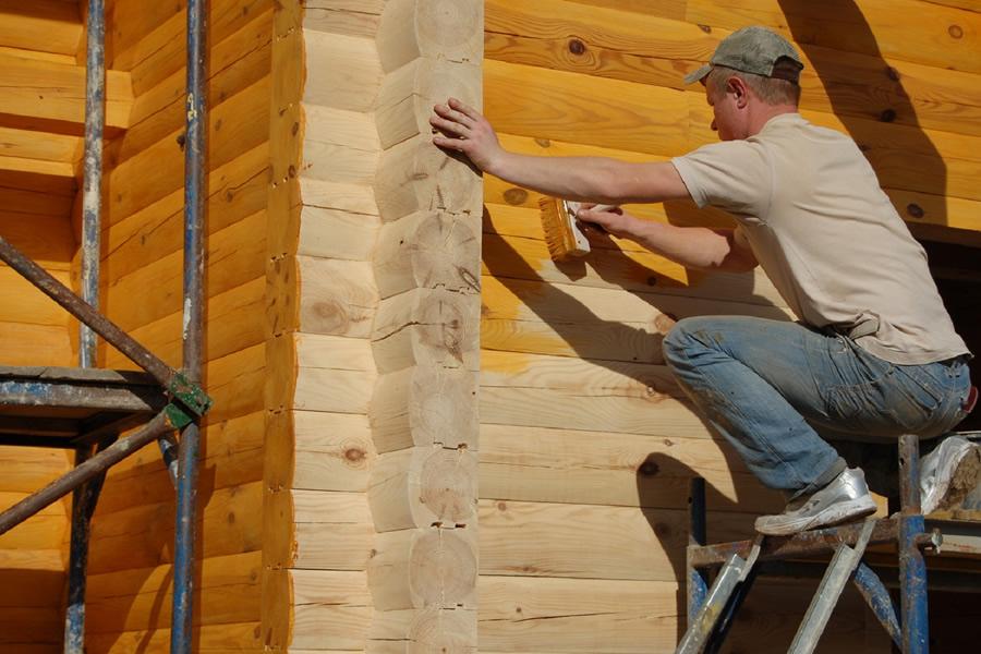 огнезащита древесины в тяжелых условиях зонах риска