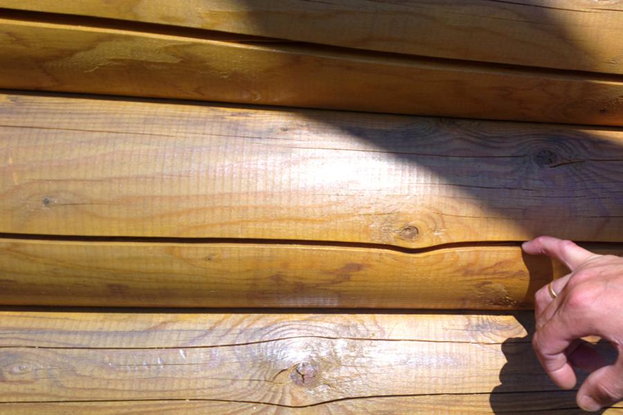 почему растрескивается древесина и как этого избежать